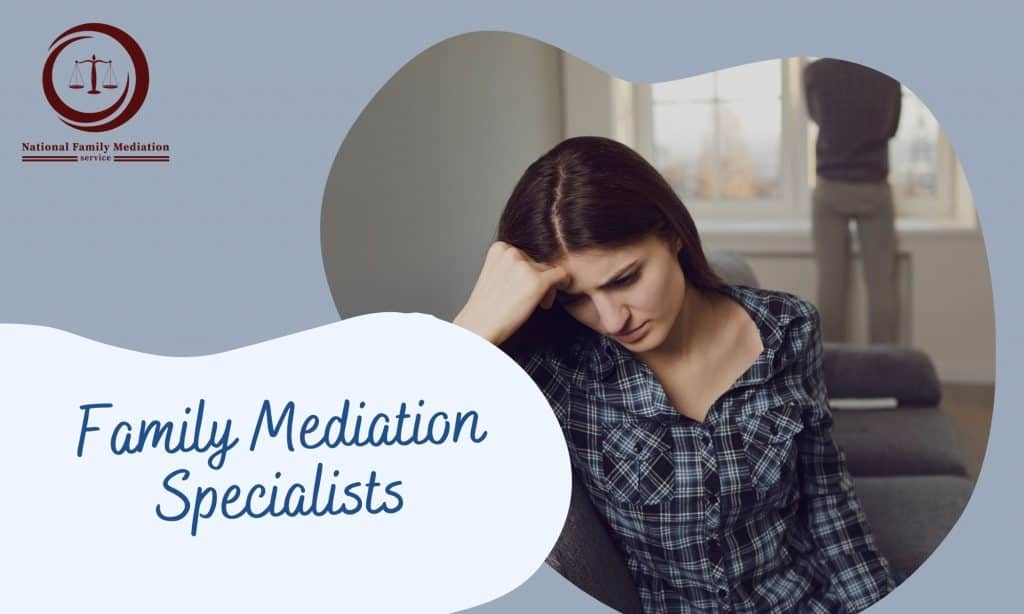 Can I take somebody to mediation with me?- National Family Mediation Service