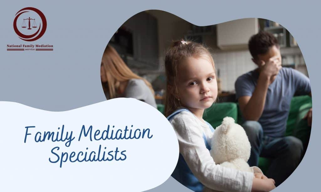 Can you state no to mediation?- National Family Mediation Service