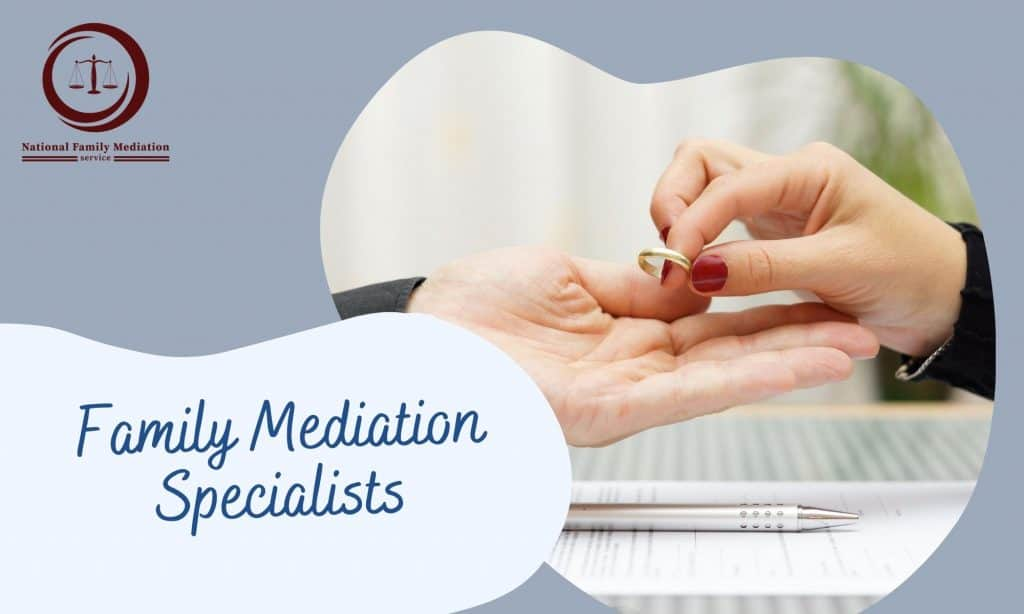 Coming to be a family mediator- National Family Mediation Service
