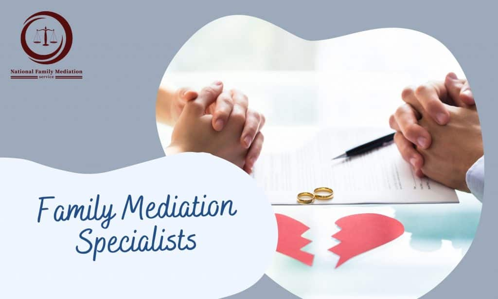 Ending up being a family mediator- National Family Mediation Service