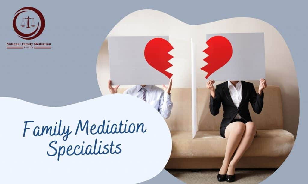 Factors to request in a separation settlement contract- National Family Mediation Service