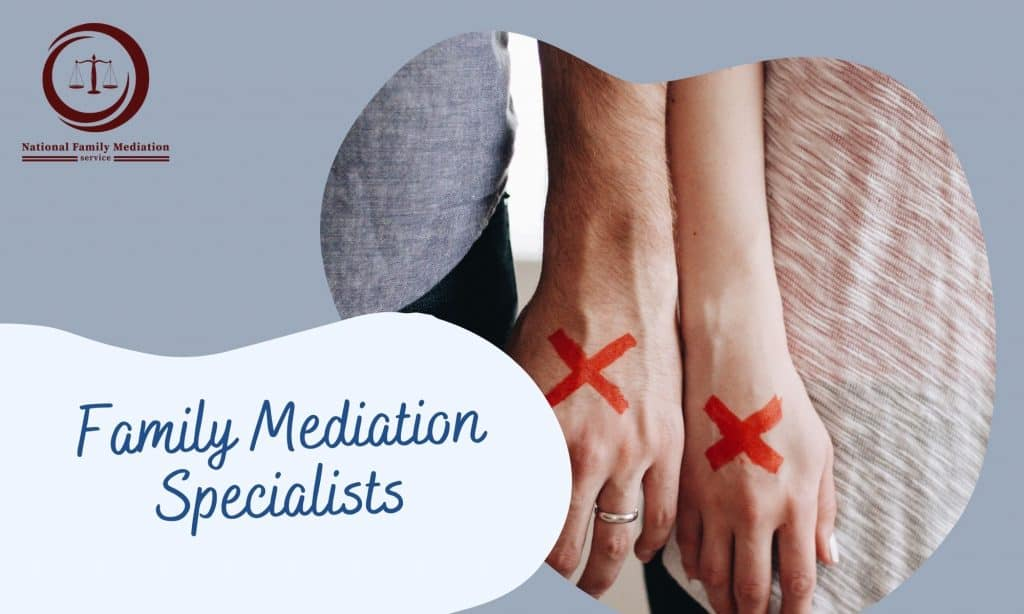 How usually are instances resolved after mediation?- National Family Mediation Service