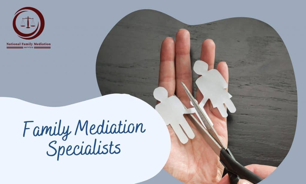 If the various other moms and dad wants you to head to mediation