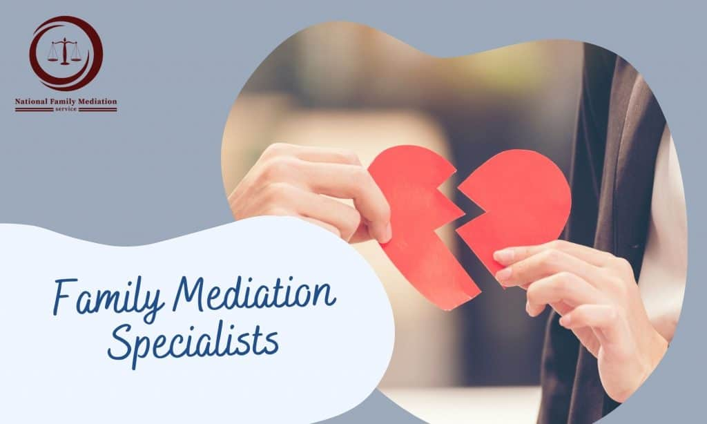 Just how carries out divorce mediation work?- National Family Mediation Service