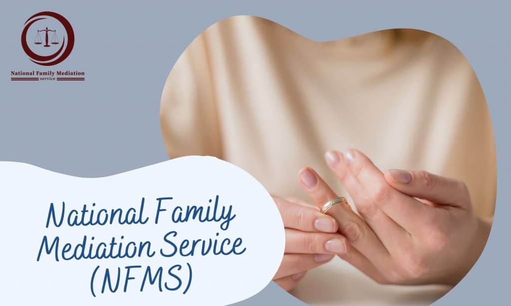 Using mediation to help you distinct- National Family Mediation Service