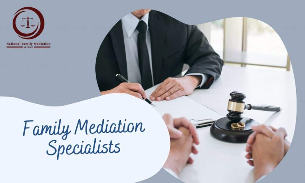 What are actually the four stages of mediation?