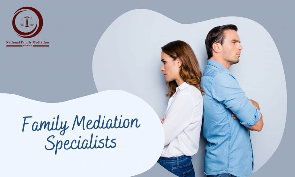 What are the 5 actions of mediation?