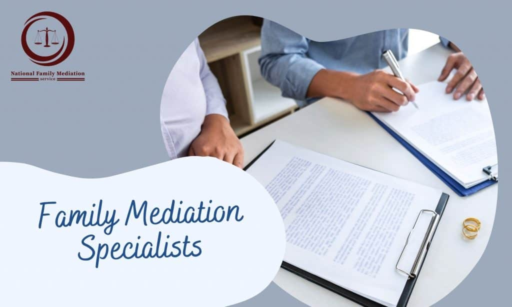 What are the 6 actions of mediation?- National Family Mediation Service