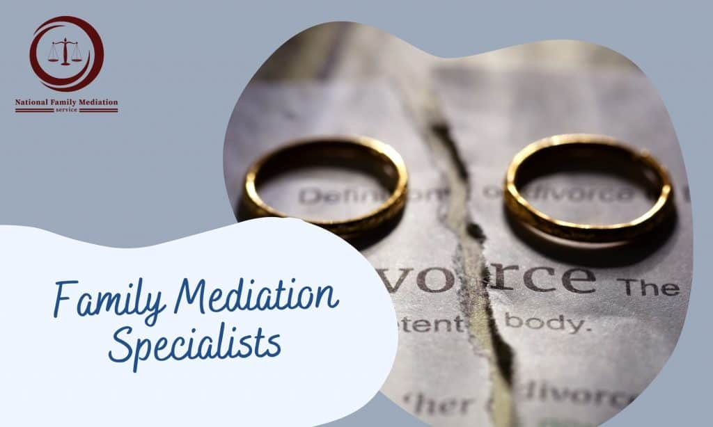 What are the four stages of mediation?