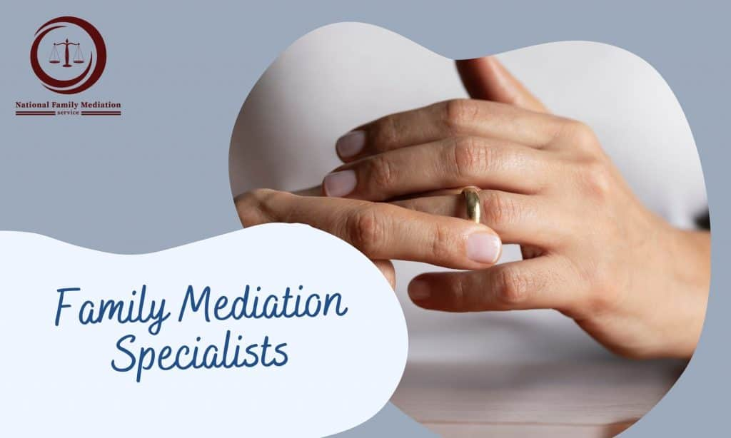 What can you certainly not claim in child wardship mediation?- National Family Mediation Service