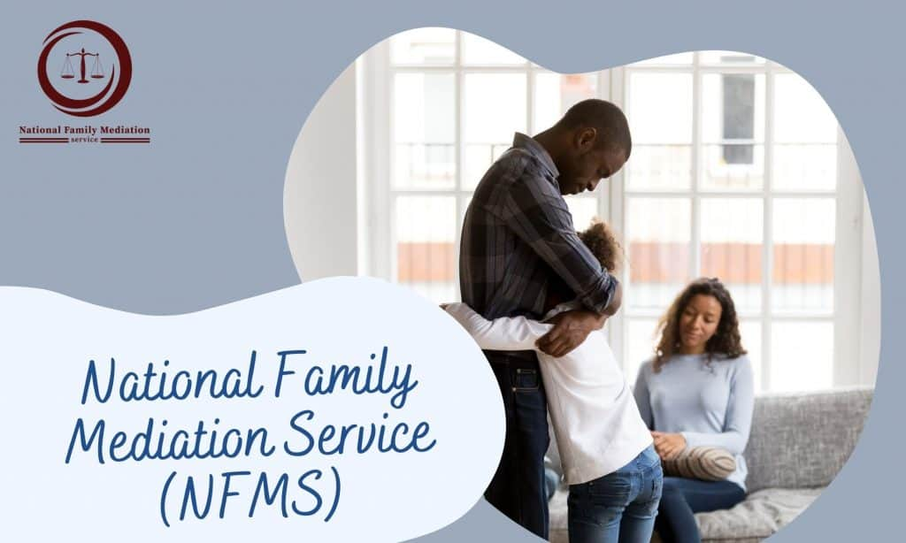 What can you certainly not point out in child safekeeping mediation?- National Family Mediation Service