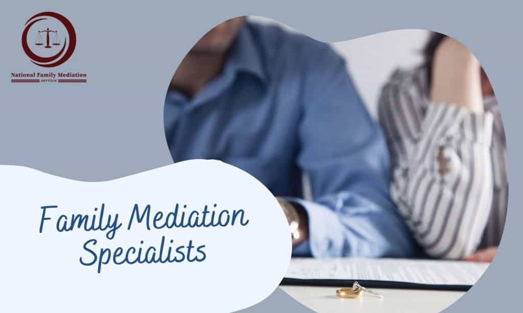 What concerns should I inquire at family mediation?- National Family Mediation Service
