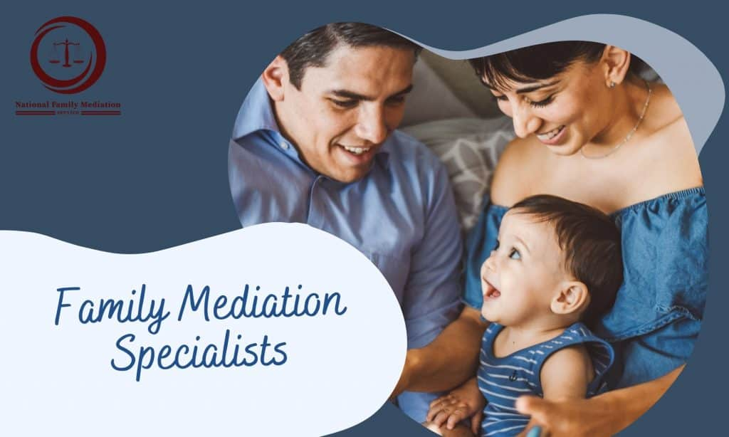 What is actually looked at a risky setting for a child?- National Family Mediation Service