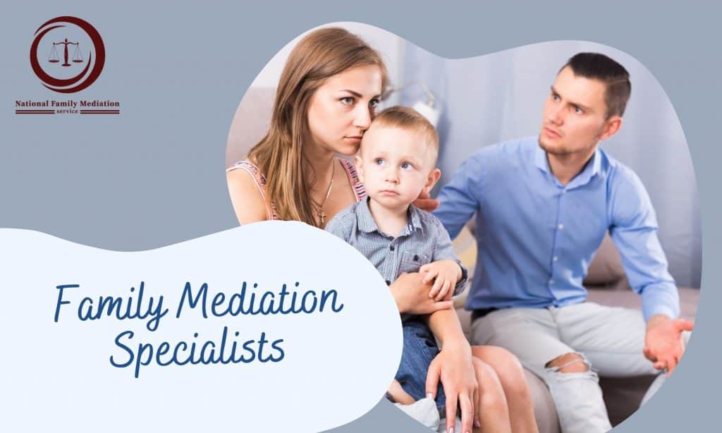 What is looked at a harmful setting for a child?- National Family Mediation Service
