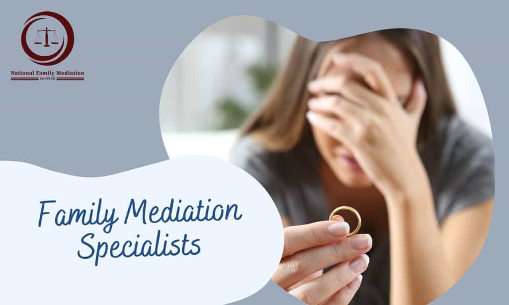 When should you not use mediation?- National Family Mediation Service