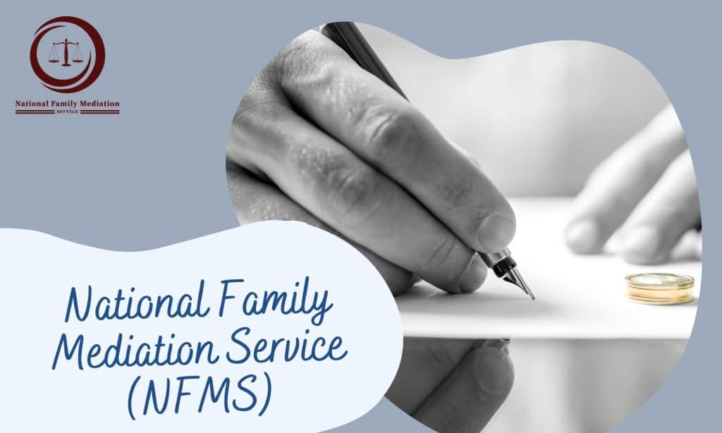 Who is in charge of mediation expenses?- National Family Mediation Service