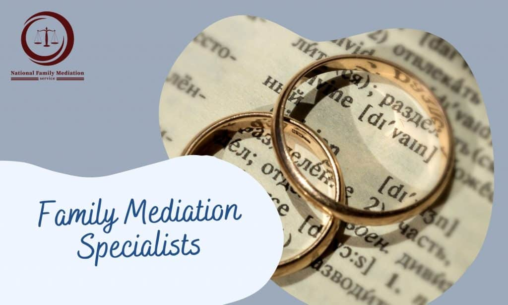 if the other moms and dad wishes you to go to mediation- National Family Mediation Service
